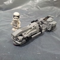 Lego Star Wars Speeder ~~~